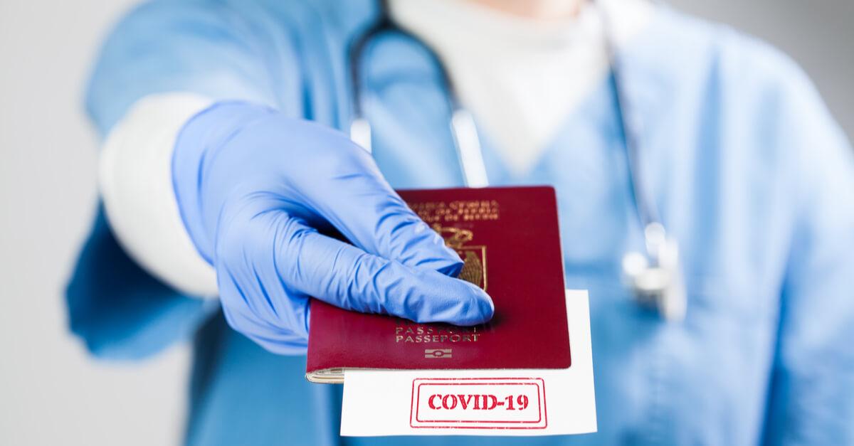 NON au passeport vaccinal